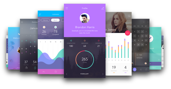 UX design for custom apps and software