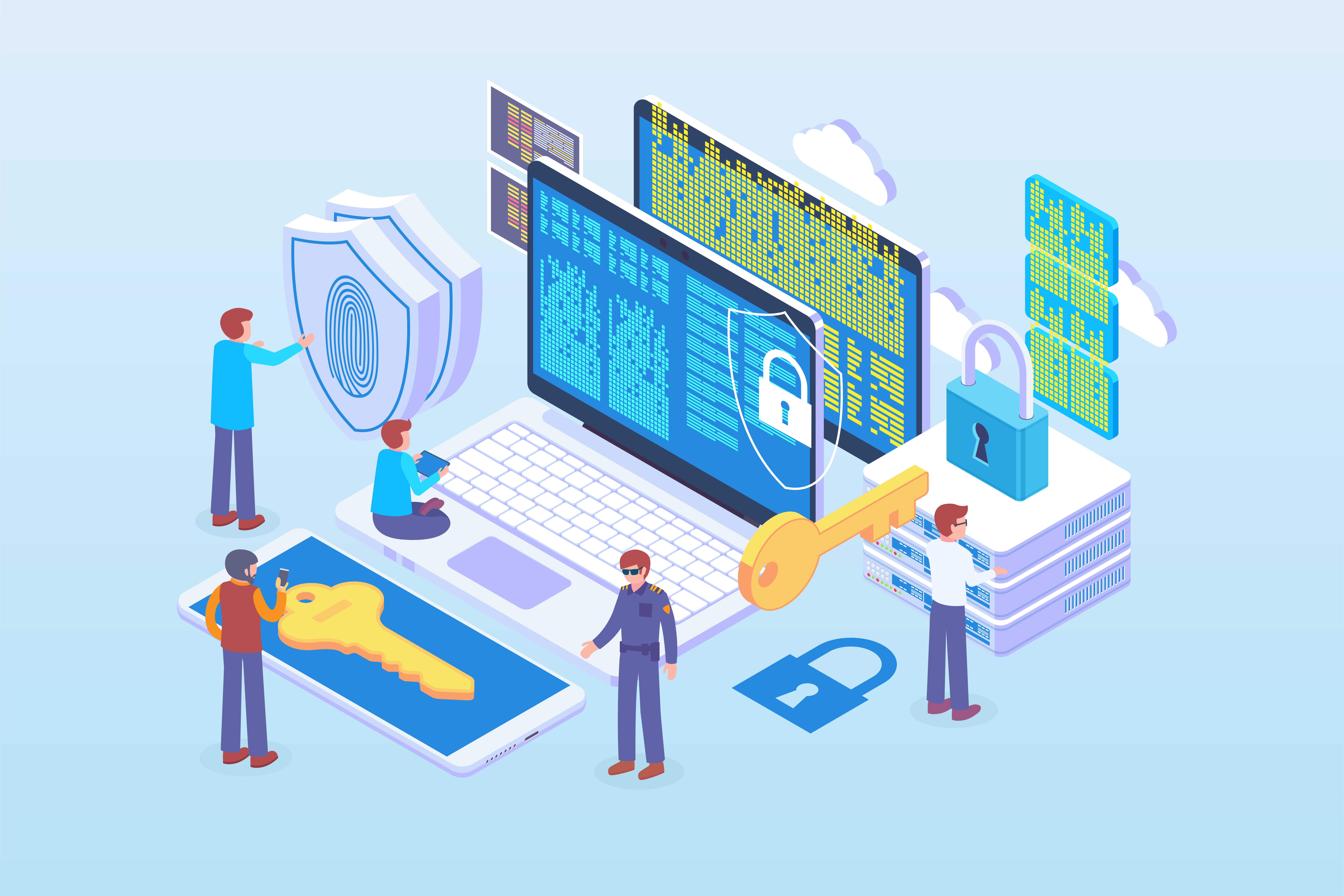 security testing for custom software
