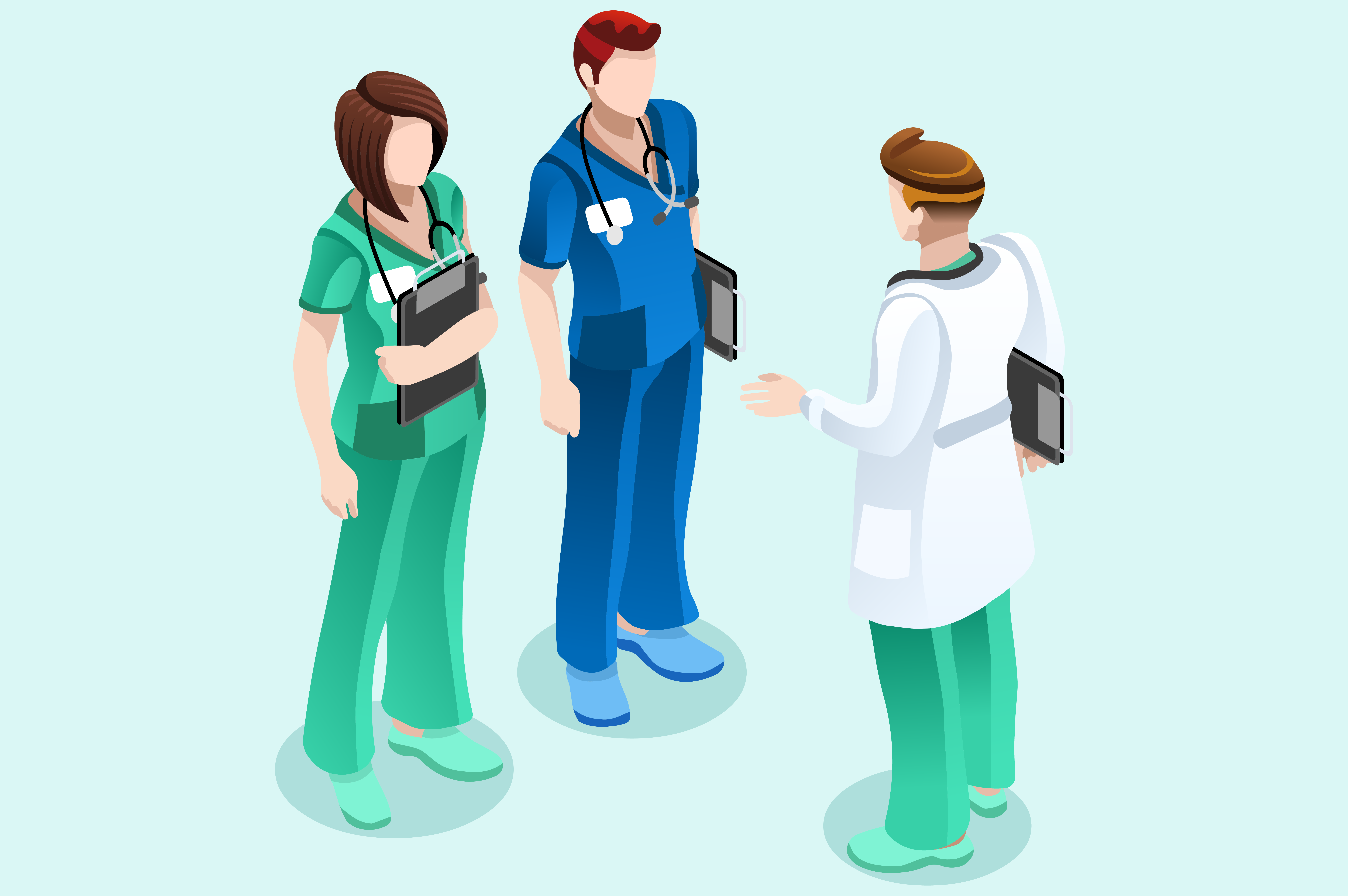 medical doctors for tech solutions