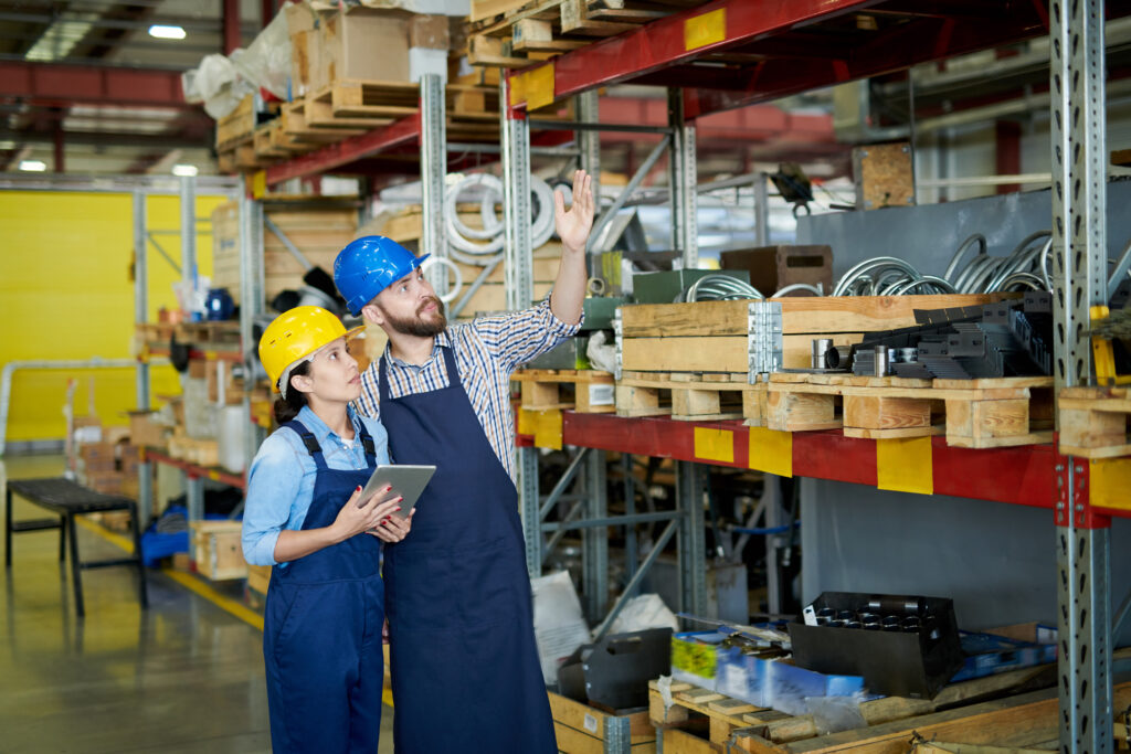 warehousing apps and custom software